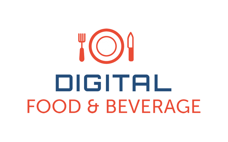 Digital Food & Beverage Logo